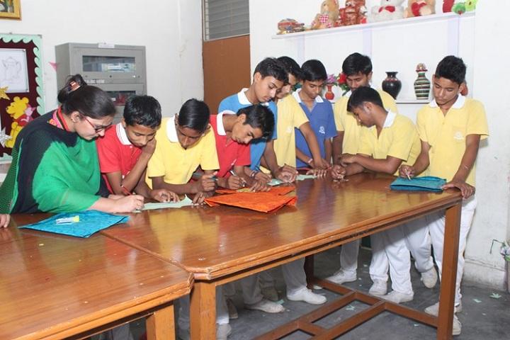 Harpati Memorial Public School-Others art