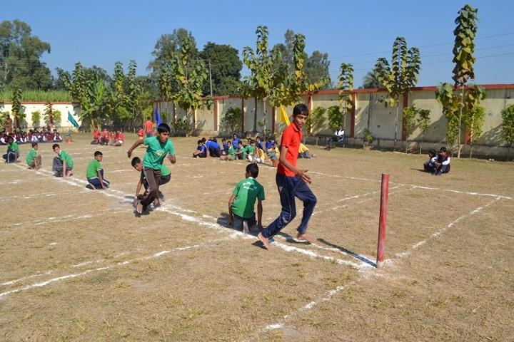 Harpati Memorial Public School-Sports kho kho