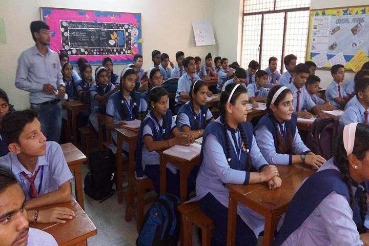 Harrow School-Classroom