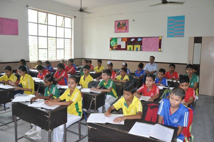 Hastinapur Public School-Classroom full view
