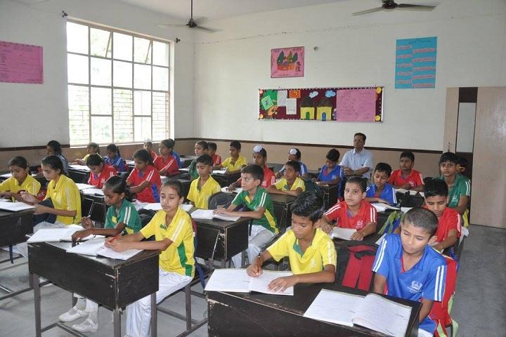 Hastinapur Public School-Classroom