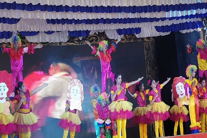 Hastinapur Public School-Events programme
