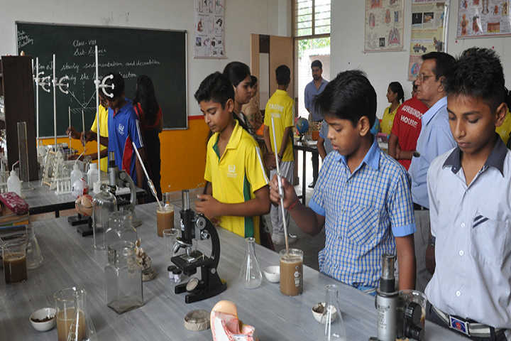 Hastinapur Public School-Biology Lab