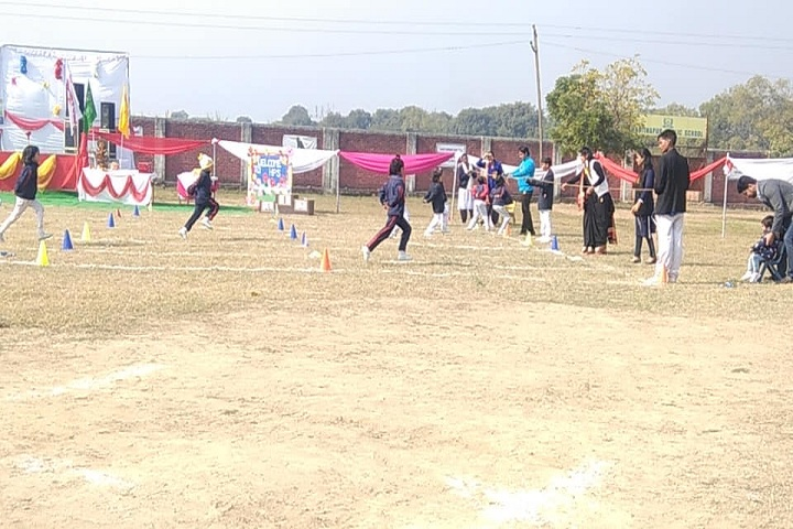 Hastinapur Public School-Sports running