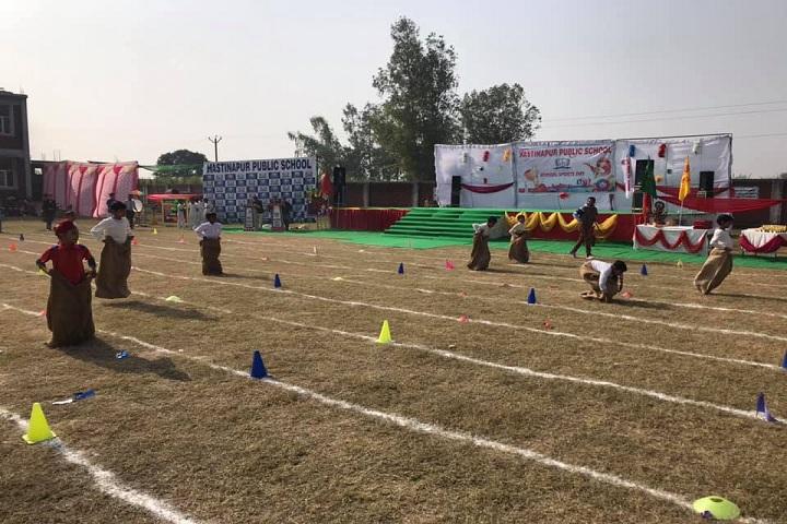 Hastinapur Public School-Sports Day
