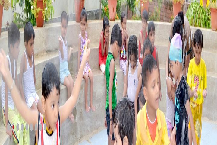 Heera Lal Patel International School-Swimming Pool