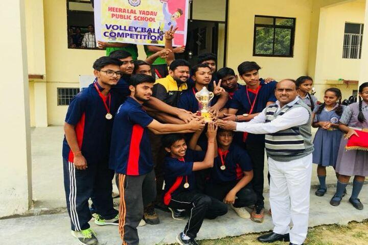 Heera Lal Yadav Public School-Award