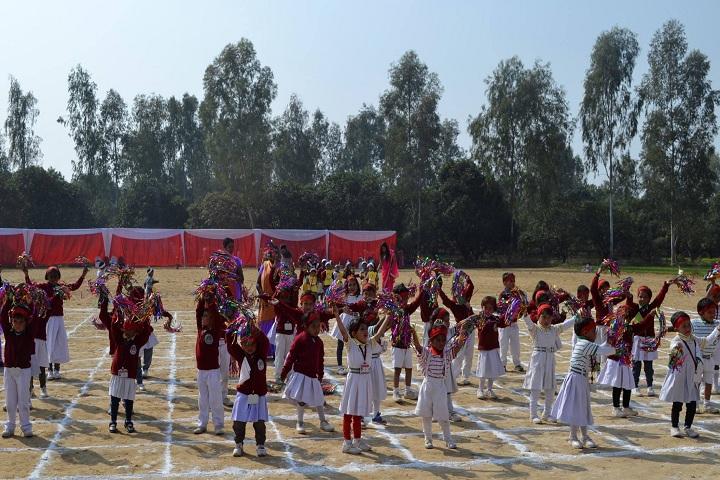 Heera Lal Yadav Public School-Dance