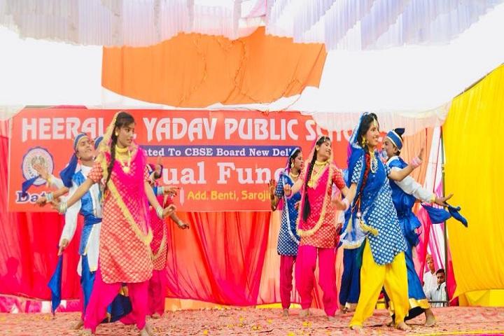 Heera Lal Yadav Public School-Program