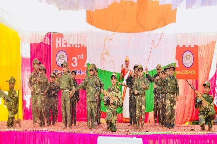 Heera Lal Yadav Public School-Republic Day