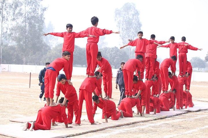 Heera Lal Yadav Public School-Activity