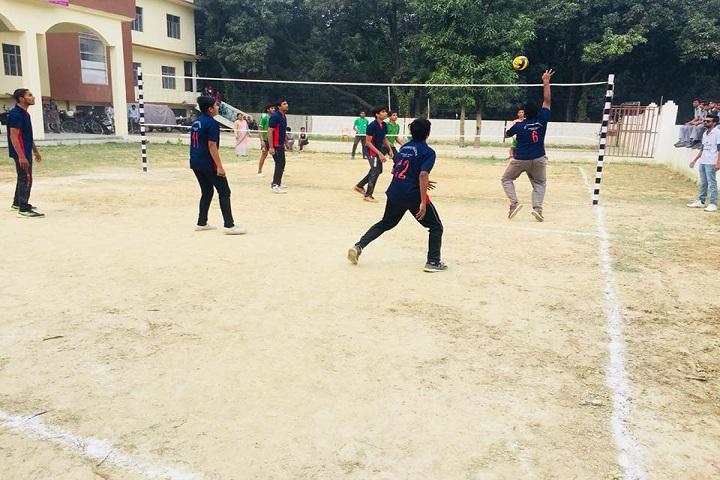 Heera Lal Yadav Public School-Vollyball Court