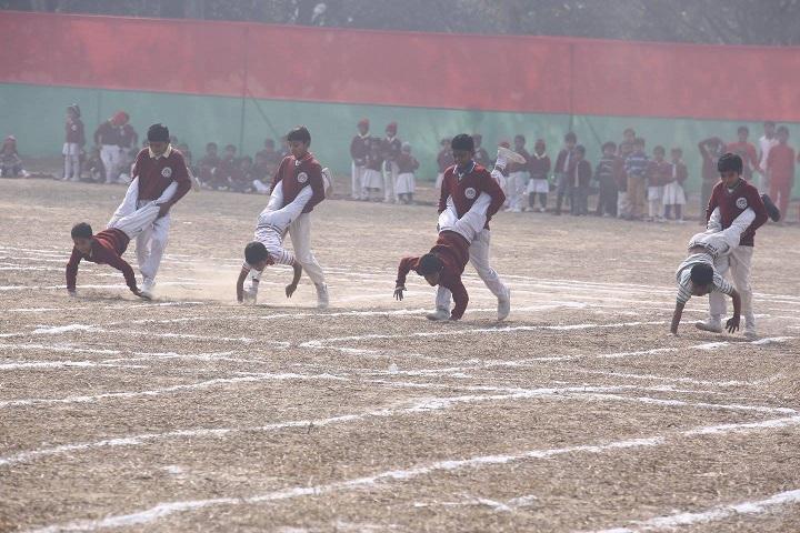 Heera Lal Yadav Public School-Sports