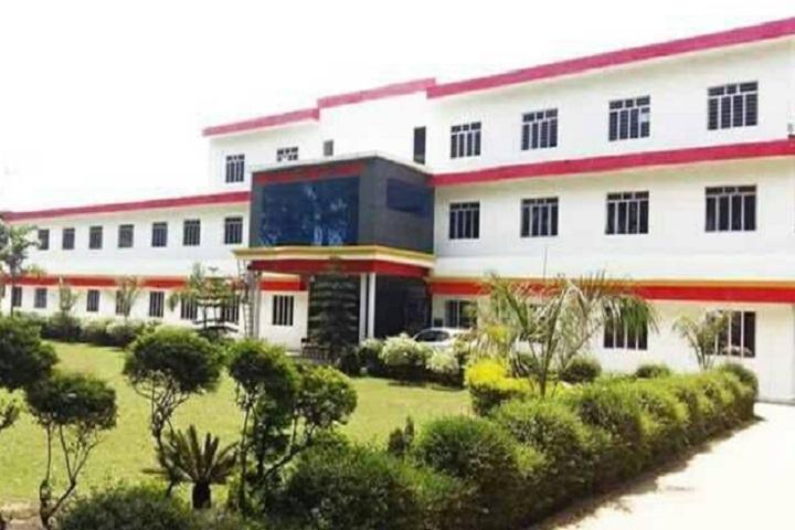 Heritage Public School-Campus-View