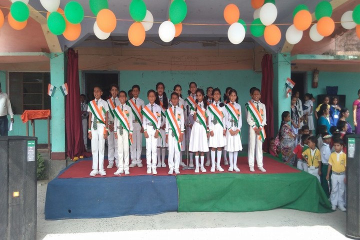 SS Public School-Group Song
