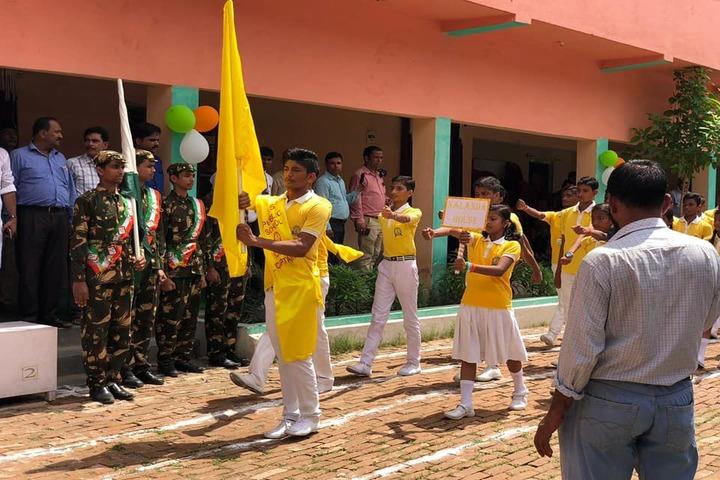 SS Public School-Sports Meet