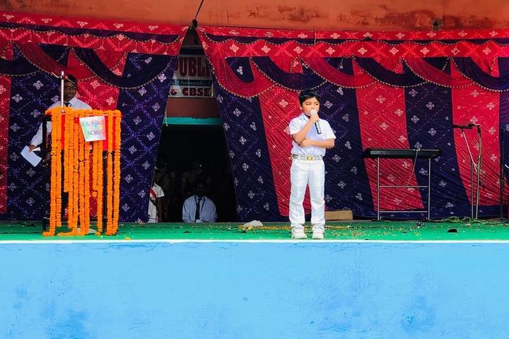 SS Public School-Student Speech