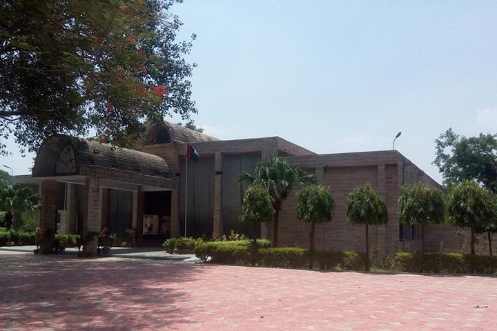 Herman Gmeiner School-Campus-View full