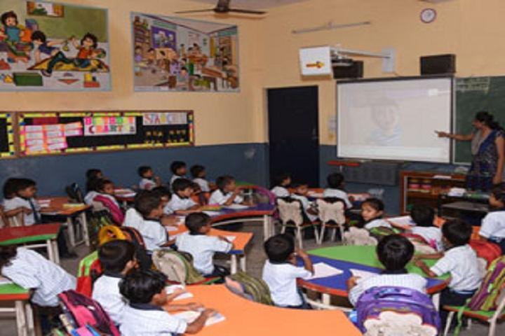 Herman Gmeiner School-Classroom smart