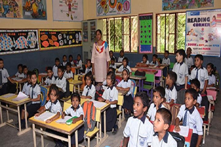 Herman Gmeiner School-Classroom