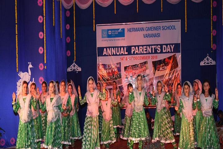 Herman Gmeiner School-Events annual parents day