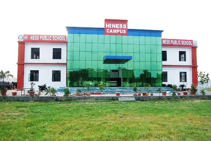 Hi Ness Public School-Campus-View
