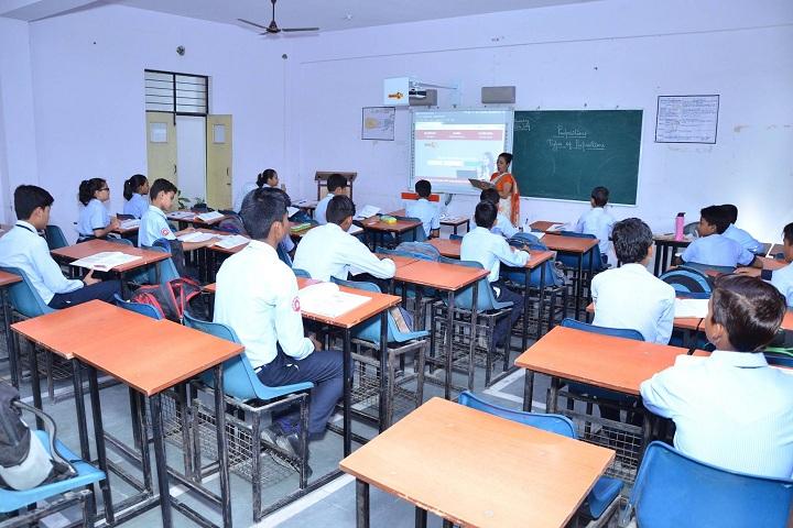 Hi Ness Public School-Classroom smart