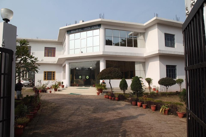 Highland Hall Convent School-Campus-View