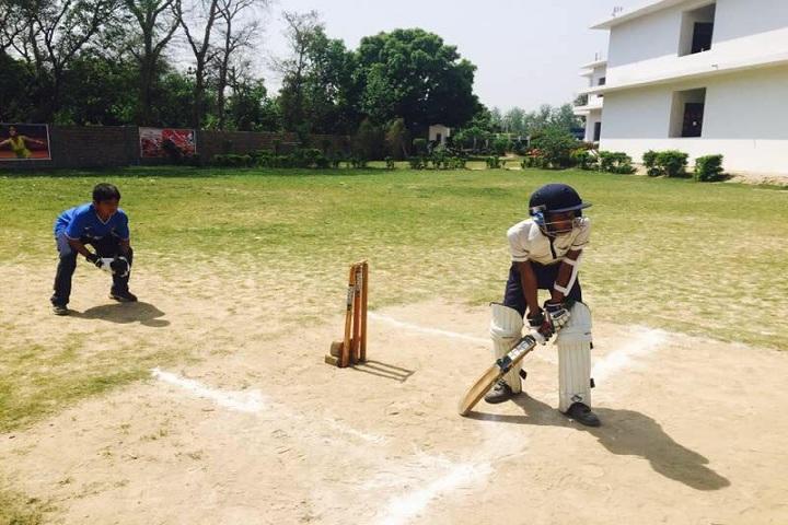 Highland Hall Convent School-Sports cricket