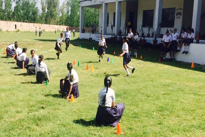Highland Hall Convent School-Sports kho kho