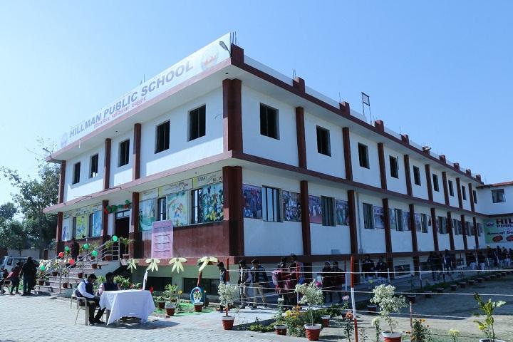 Hillman Public School-Campus-View front