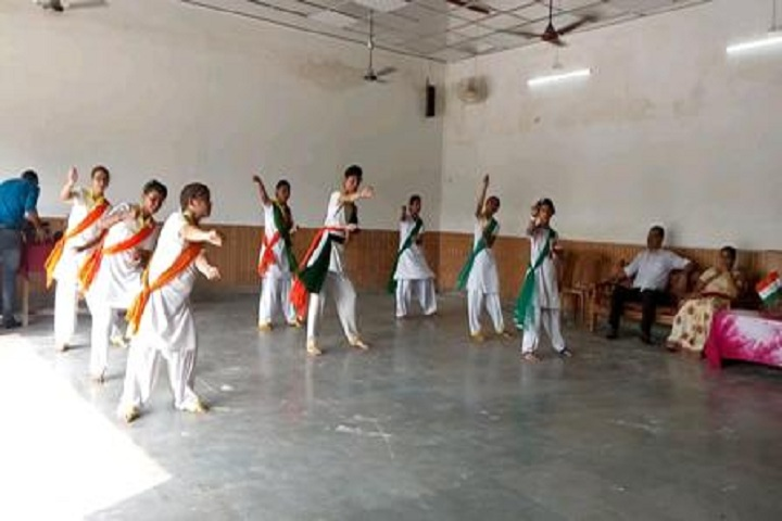 Hillman Public School-Events independance day programme