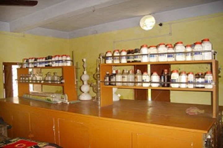 Hillman Public School-Laboratory chemistry