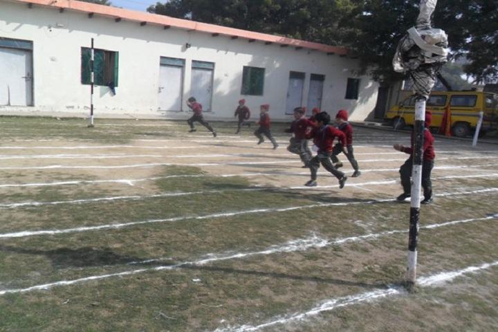 Hillman Public School-Sports running