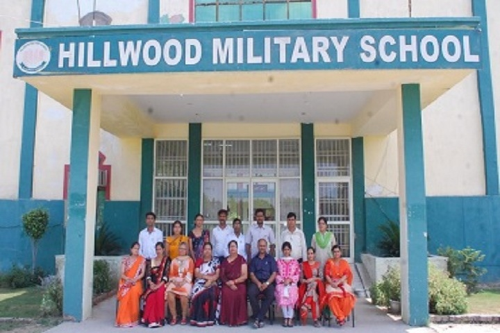 Hillwood Military School-Campus View