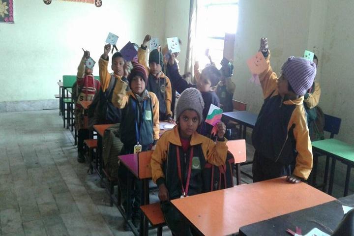 Hillwood Military School-Classroom