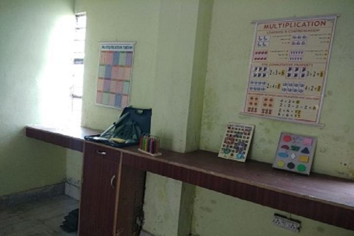 Hillwood Military School-Maths Lab