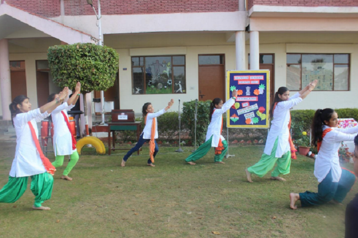 Hillwoods Academy-Events republic day programme