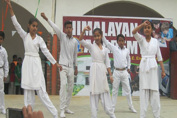 Himalayan Academy-Events dance