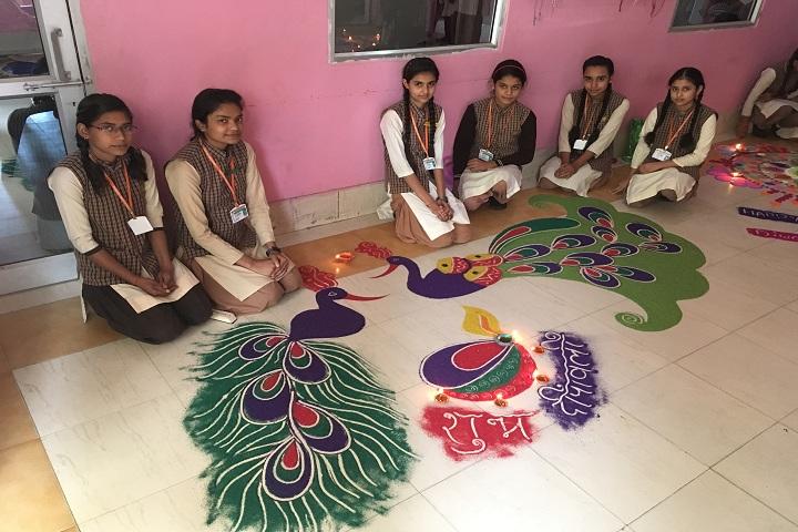 Himalayan Academy-Events rangoli