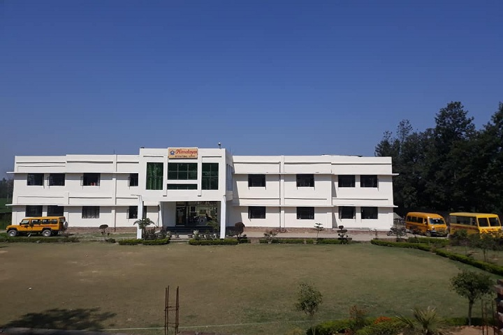 Himalayan International School-Campus Overiew