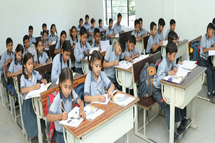 Himalayan International School-Classroom Activity