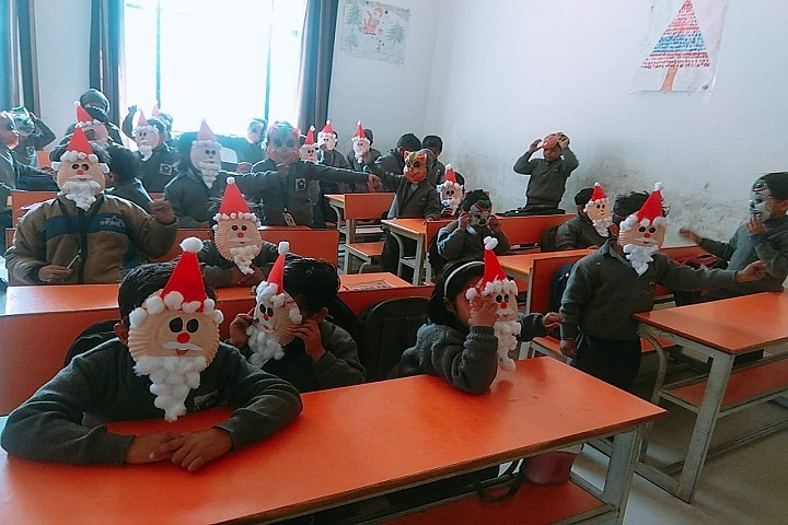 Himalayan International School-Christmas Celebrations