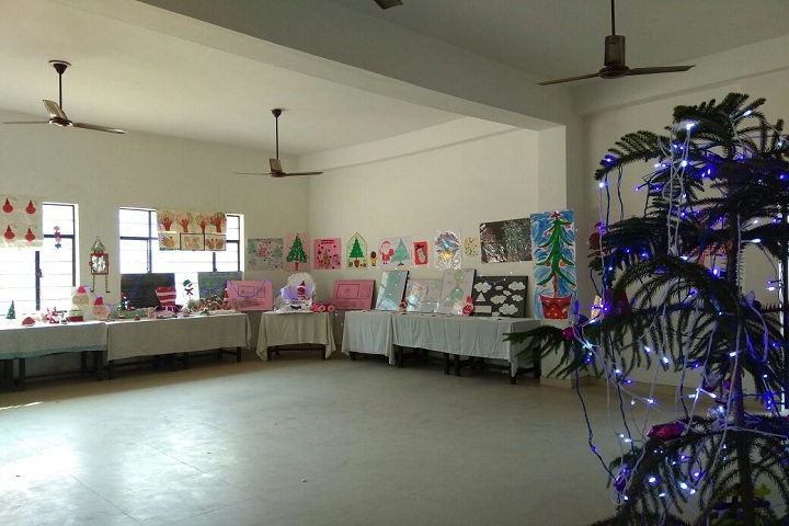 Himalayan International School-School exhibition