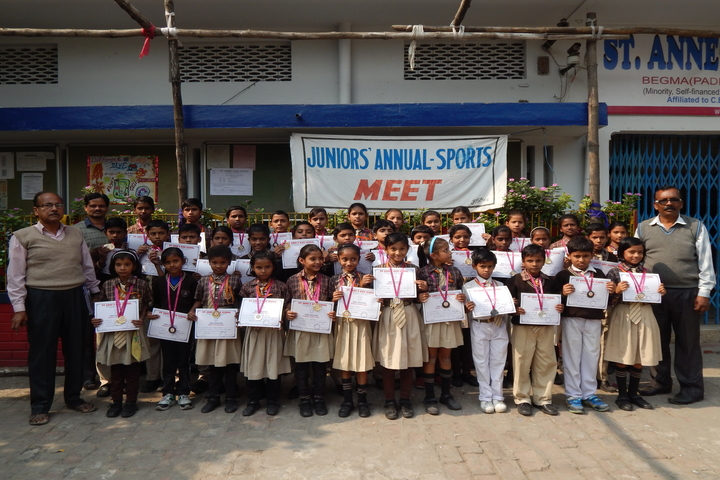 St Annes High School-Awards