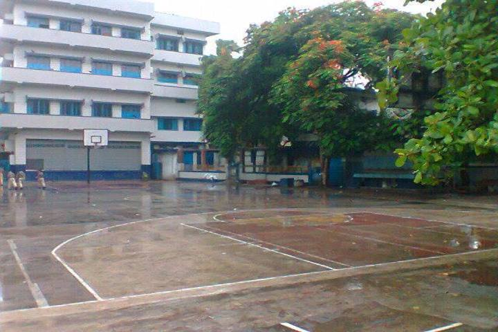 St Annes High School-Basket Ball Court