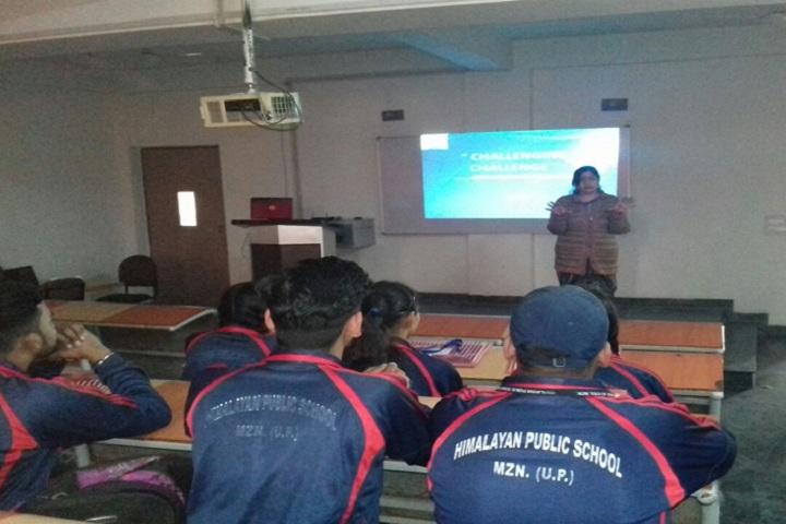 Himalayan Public School- Classroom smart