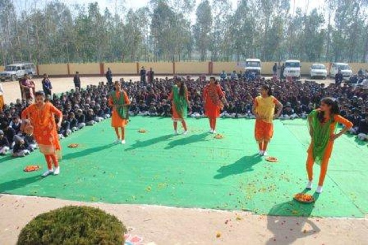Himalayan Public School-Events function