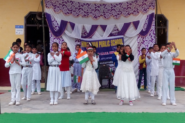 Himalayan Public School-Events republic day programme