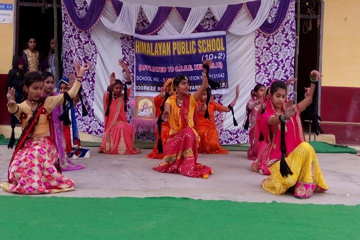 Himalayan Public School-Events